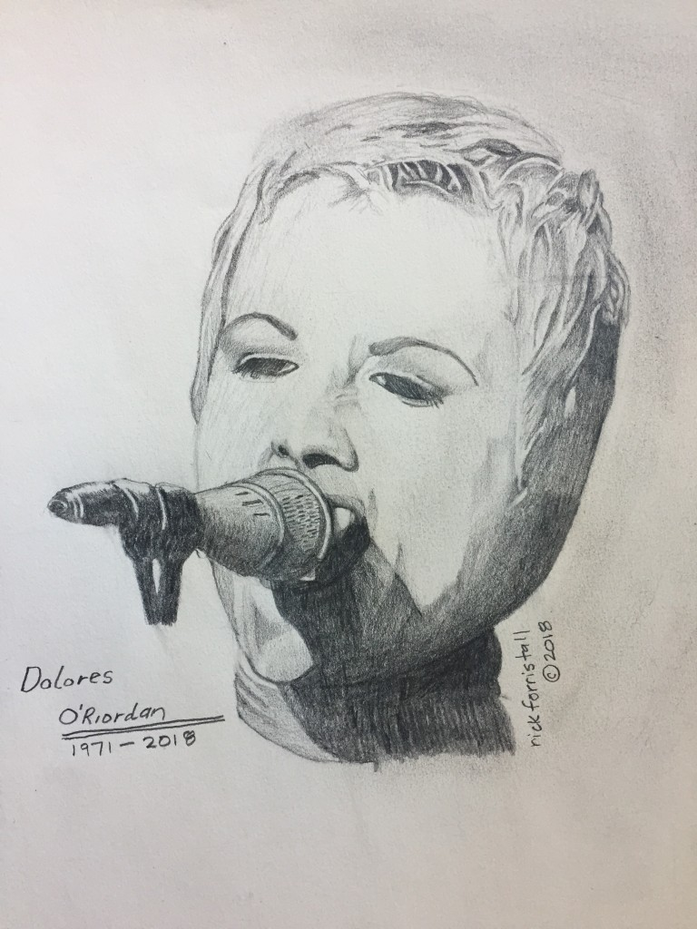 Dolores O'Riordan - Unique Voice of the Cranberries